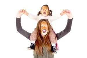 fun tiger mom